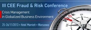 III edycja Central-Eastern Europe Fraud & Risk Conference