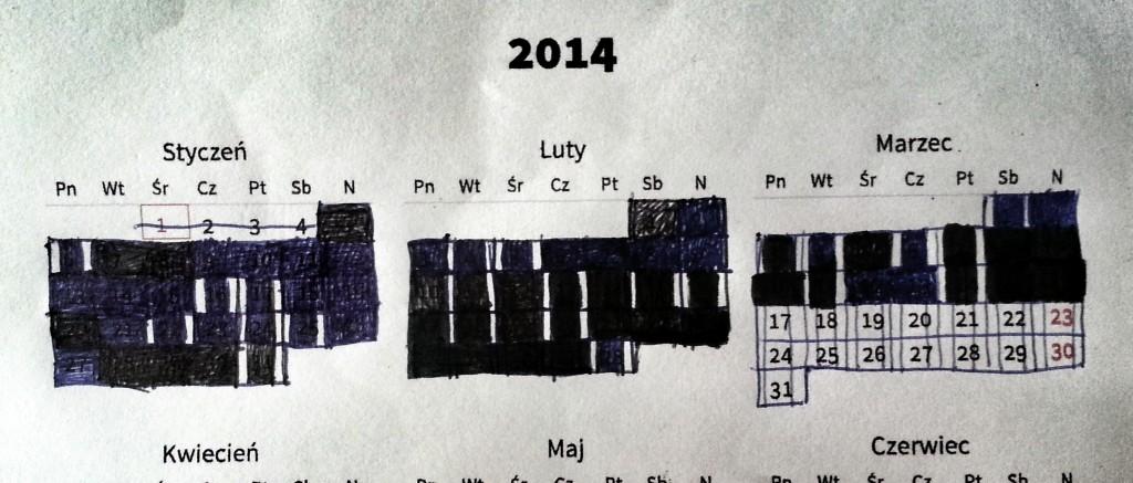 2. front w1. kwartale 2014 roku