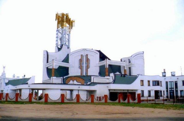 Kościół wGrajewie :)