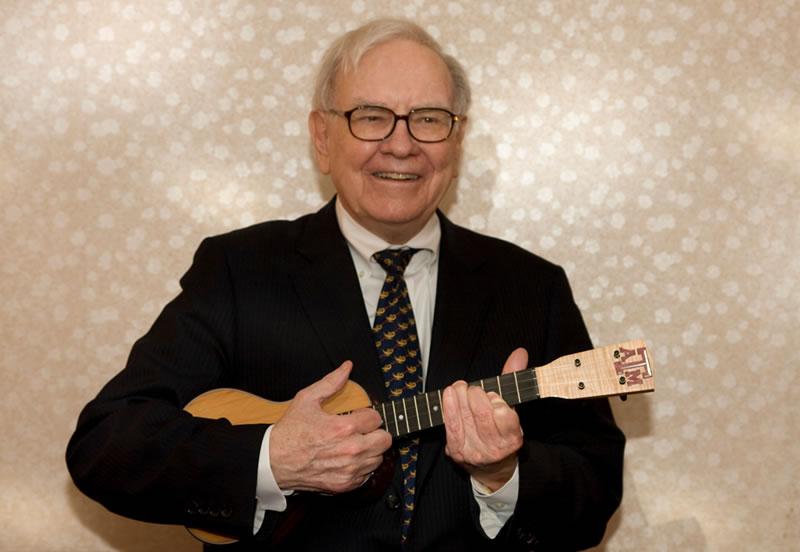 Warren Buffet źródło: LinkedIn