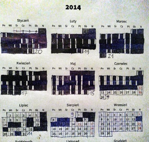 Front II wsierpniu 2014