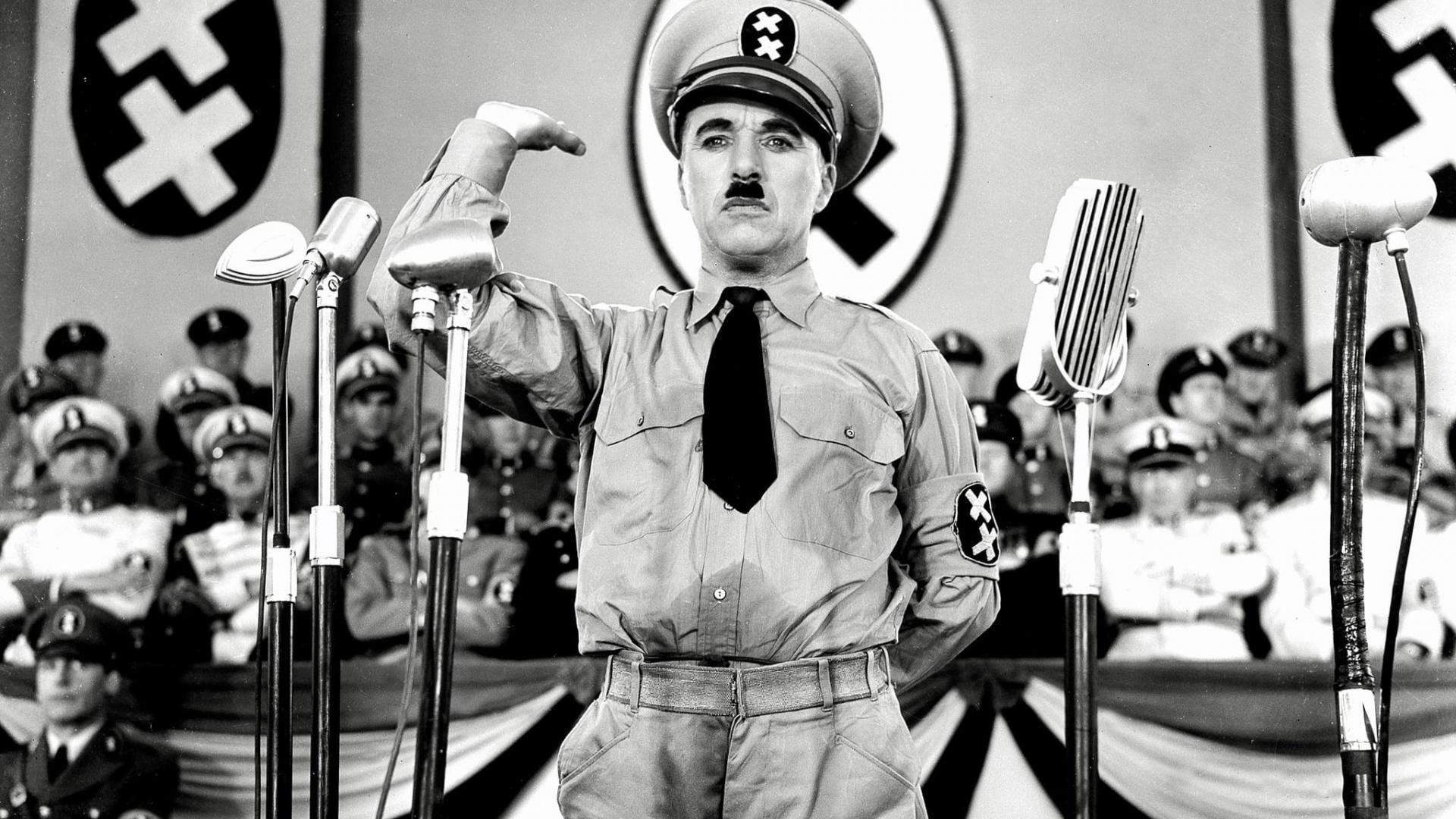 Nie, tonieja - toCharlie Chaplin :-)