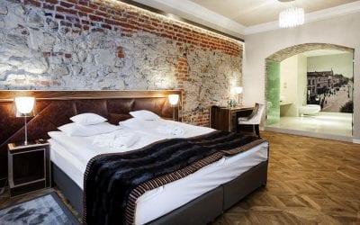 Poznajcie najlepszy hotel wLublinie. Właśnie dostał ****** Gnyszkogwiazdek