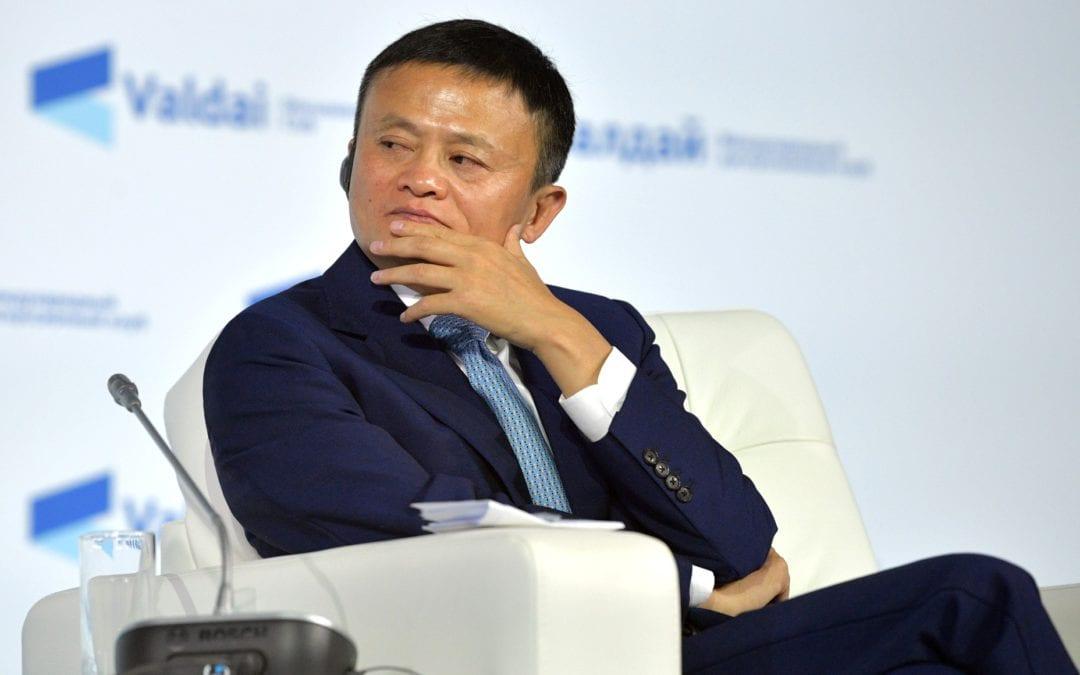 Dlaczego SoftBank zainwestował wpoczątkującego Jacka Ma. Tego się niespodziewaliście