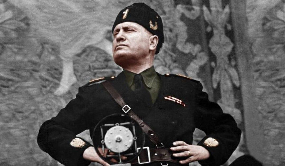 Czego obiznesie można nauczyć się od… Mussoliniego