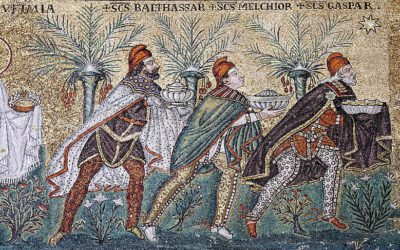 Co Trzej Królowie przynieśli Wam wdarach…