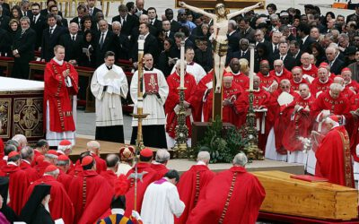 15 lat pośmierci Jana Pawła II, czyli krew narękach