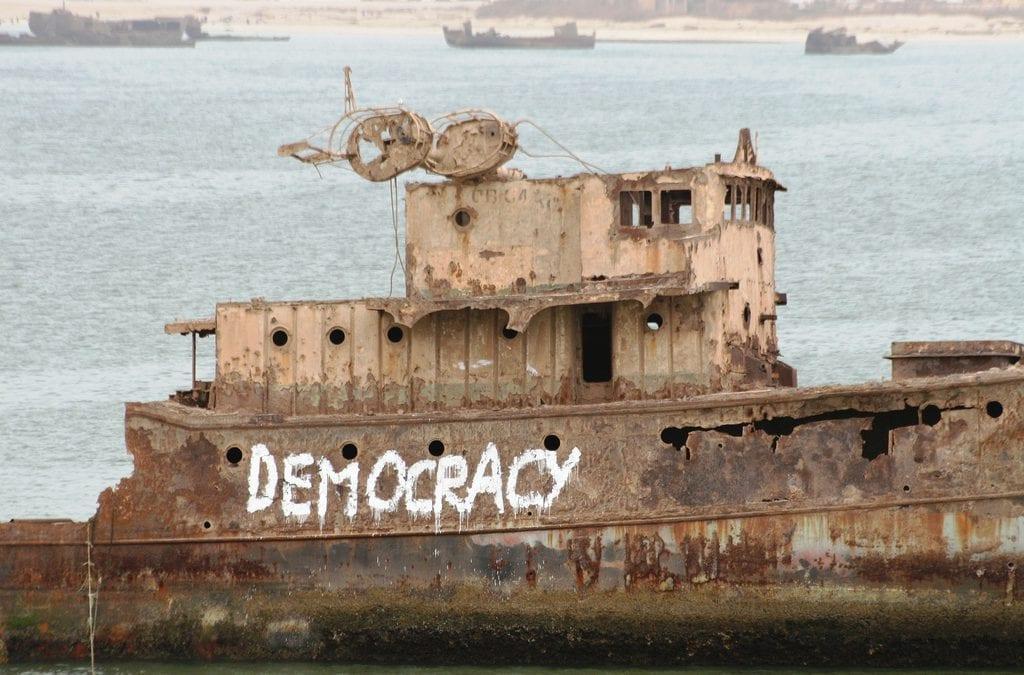 5 sposobów, dzięki którymTwoja dyskusja (nietylkoodemokracji) będzie udana