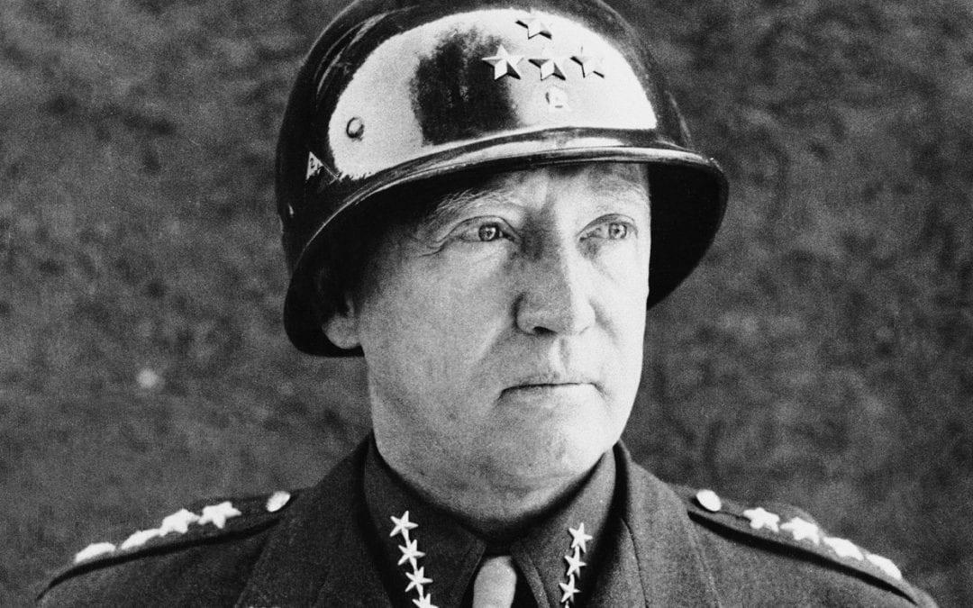 Zaco uwielbiam gen. Pattona?