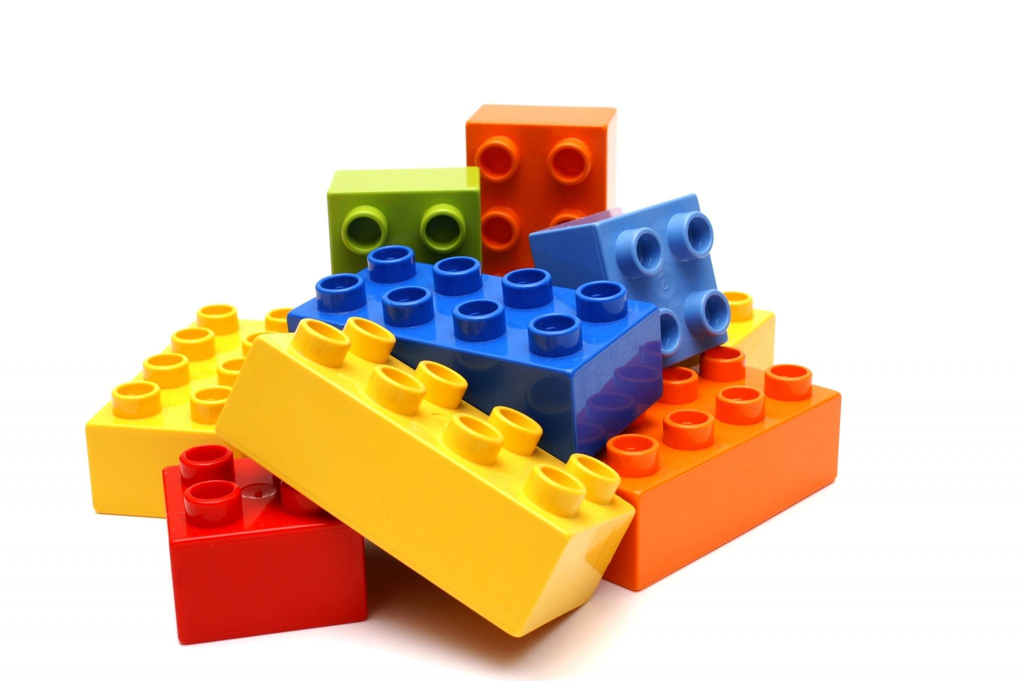 background of the lego business model