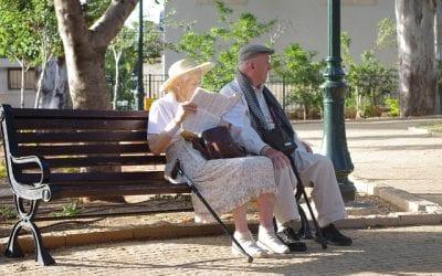 Dwie rzeczy, poktórych poznasz żesię starzejesz