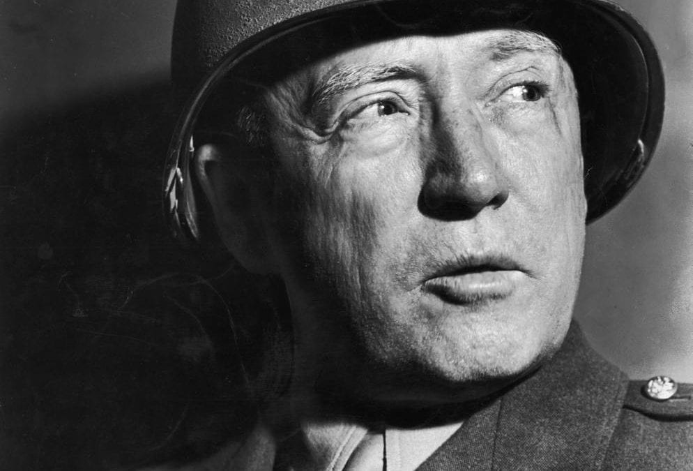 [WOJNA 2014] Front pierwszy, czyli czego uczy gen. Patton?