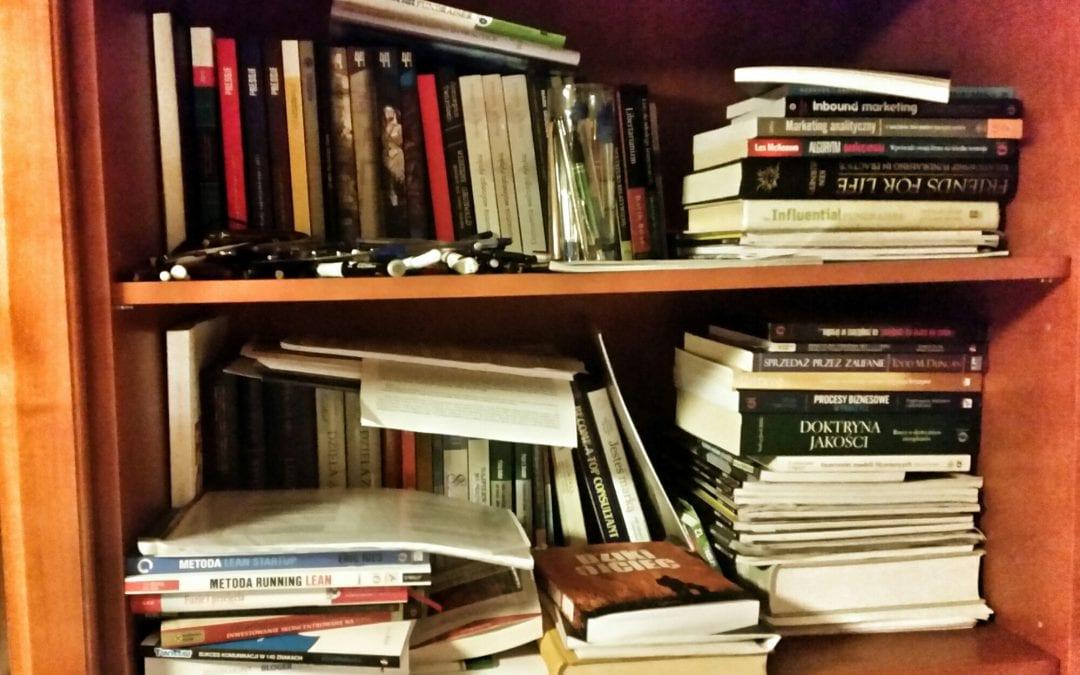 Co warto przeczytać wtym roku (ico sam zamierzam)?